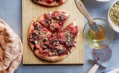 Recipe: Breakfast Pita Pizzas