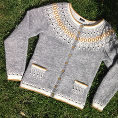 To receive your free pattern, add 3 patterns to your cart at the same time and the discount will apply before checkout. Sweater Knitting Patterns, Knitting Ideas, I Cord, Fair Isle Pattern, Dk Weight Yarn, Knit In The Round, Fair Isle Knitting, Stockinette, Needles Sizes