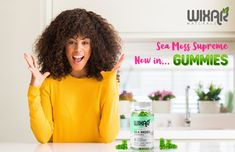 Why Some People Almost Always Make/save Money with Sea Moss Organic Class Tools, Energy Supplements, Irish Sea, Sea Moss, Bill Gates, Gummy Bears, 5 Ways, Make It Simple, The Help