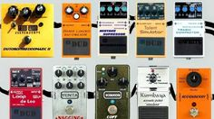 The 25 Best Effects #Pedals For Electronic #Music Production - Electronic Beats #EDM