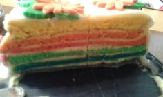 Regenbogen Cakes And More, Desserts, Food, Rain Bow, Meal, Deserts, Essen, Hoods, Dessert