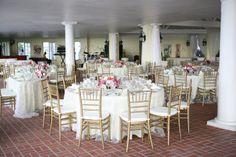 Reception Set-up at the Oleander Terrace #halfmoonresort