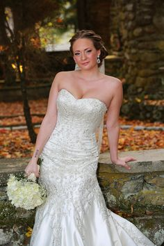 Great Bride at he Brotherhood Winery in Washingtonville, NY.  That was a wild and fun wedding.