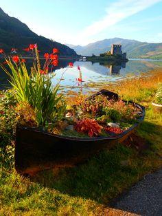 Scotland - Isle of Skye & Eilean Donan Castle Scotland Location, Foto Picture, Urquhart Castle, Castle Combe, Scottish Highlands, Highlands Scotland, Eilean Donan, Plitvice Lakes National Park, Ocean Wallpaper