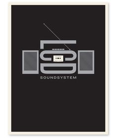 Jason Munn's beautifully designed minimalist concert posters.