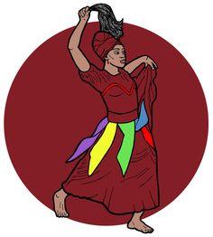 Afrocuban Oya