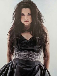 The fabulous Amy Lee Amy Lee Evanescence, Blues, Goth Beauty, Metal Girl, Female Singers, Urban Outfits, Goth Girls, Hard Rock, Pop Culture