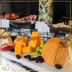 Variety of cheese, jams and more in our Sunday brunch.   www.lasamericasgoldentower.com