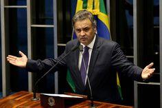 Aécio Neves e cúpula do PSDB de São Paulo serão investigados Tucano, de pretensões presidenciais, teve cinco inquéritos abertos pelo STF José Serra também consta da lista, com acusações de recebimento de propina