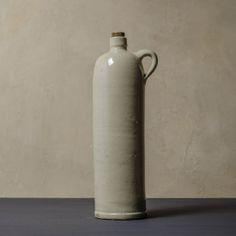 アンティーク_陶器ボトル