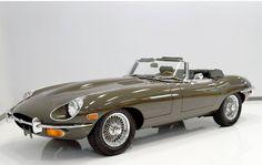 Jaguar E-Type Convertible 4.2 - 1969