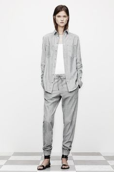 T by Alexander Wang Resort 2013 Collection Photos - Vogue