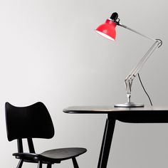 Type 1228 collection by Anglepoise now on BW Furniture! Its elegant shape will give an additional touch to your office and home desk as well as living room area #bwfurniture #anglepoise