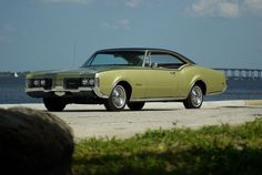 Forgotten fastback: Oldsmobile's striking Delmont 88 Holiday Coupe   Hemmings Daily