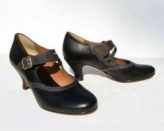 Janet – Re-mix Vintage Shoes