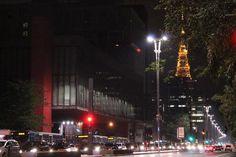 São Paulo - (by Luiza Santaella)