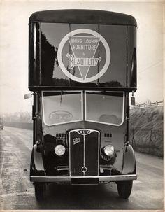Guy. Otter deisel Vintage Trucks, Old Trucks, Classic Trucks, Classic Cars, Old Lorries, Classic Motors, Busses, Commercial Vehicle, Aston Martin