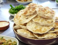 Lavash bread - Miscellaneous - Vegetarian & Vegan Recipes | Vegetarian Living magazine