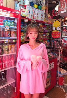 Let's Meet For Long Hoodie - I know you wanna kiss me. Thank you for visiting CHUU. Style Ulzzang, Ulzzang Girl, Kpop Outfits, Korean Outfits, Cute Korean Girl, Asian Girl, Asian Fashion, Girl Fashion, Girls Short Haircuts