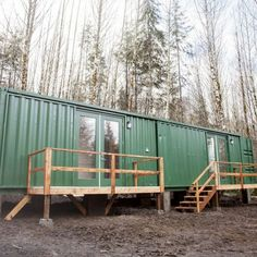Greetings from Washington! :)      This is so exciting! Never in a million years would I think that this little shipping container home blog would gener...