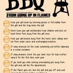 Grilling Safety Tips from StoveTop FireStop