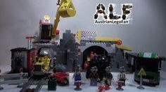 Lego City 4204 The Mine / Bergwerk - Lego Speed Build Review