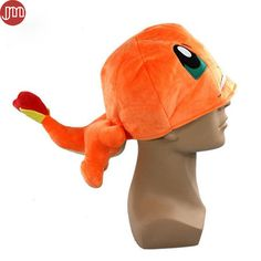 Find More Movies & TV Information about New Charmander Plush Doll Stuffed Hat Cosplay Cap Animal Beanie Orange Anime Toys For Adult Christmas Gift,High Quality toy sling,China beanie hat with peak Suppliers, Cheap toy hippo from M&J Toys Global Trading Co.,Ltd on Aliexpress.com