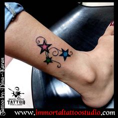 #artoflife #inkoftoday #tattoolife #artaddict #artoftoday #tattoo ed #supportart #tattoos #tattooartist #tattoo #tattooist #tattootime #ink #tattooflash #inktattoo #tattoolove #tattoodesign #tattooing #tattooart #tattooink #Ink #inked #Unique #stars  #colour #grayshade #Art #Indore at Immortal Creative Tattoo Studio #Indore #Dina-Karan ur views, Comments and shares would be Appreciated