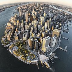 NYC. Lower Manhattan