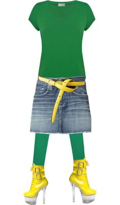 """green bay!"" by tissewsweet on Polyvore"