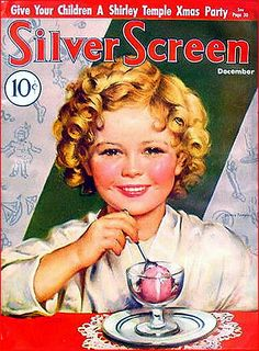 Vintage Silver Screen magazine cover
