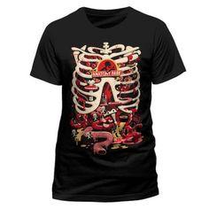 Camiseta Rick y Morty. Anatomy Foto 1