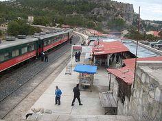 Ferrocarril Chihuahua al Pacífico – Wikipedia