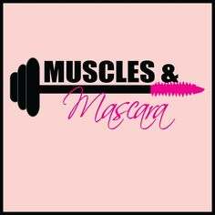 Muscles & Mascara ideas for shirt to make for workout - Fitness is life, fitness is BAE! ♥ Tap the pin now to discover Print Fitness Leggings from super hero leggings, gym leggings, fitness, leggin Gym Memes, Gym Humor, Workout Humor, Workout Fitness, Boxing Workout, Life Humor, Workout Tanks, Frases Fitness, Gym Frases