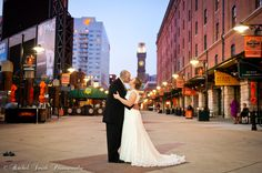 Camden Yards Wedding Baltimore    http://rachelsmithphotography.com/blog/oriole-park-and-the-warehouse-at-camden-yards-baltimore-maryland