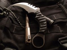 James Coogler's Kratos Karambit by RebelTactical on Etsy