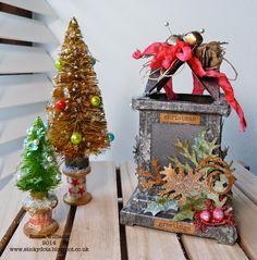 That's Life: Christmas Ornament ~ Simon Says Stamp Monday Chall...