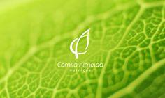 CA - Nutrition Logo/Identity by Breno Bitencourt, via Behance