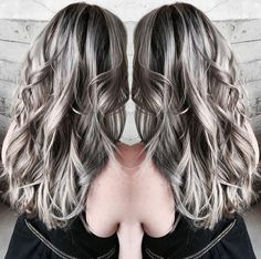 How-To: Blonde to Edgy Silver | Modern Salon