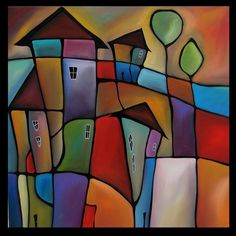 Art: Home 059 3636 Somewhere Else by Artist Thomas C. Fedro