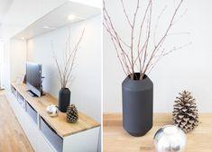 Beautiful Ikea Besta Regal mit Holzplatte