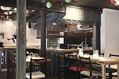 Ombu restaurant by Dissenyados Arquitectura, Palma de Mallorca   Spain