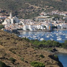 Cadaques Spain, Rose, Dolores Park, Barcelona, Places To Visit, Watercolor, Travel, Outdoor, World