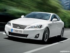 Lexus IS 250...i will own this...sooner then later :)