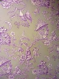 lavender and gold wallpape - Google Search