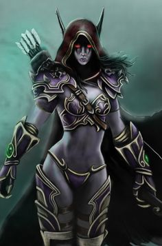 #WOW | Sylvanas Windrunner