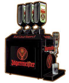 Jägermeister machine