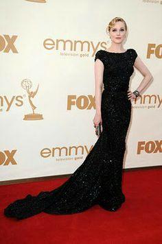 Evening Wear | Evan Rachel Wood at the 2011 Emmy Awards