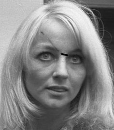 Danny Coster ,esposa de Johan Cruyff.