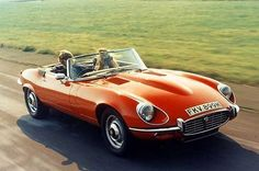 1971 - Jaguar E-type